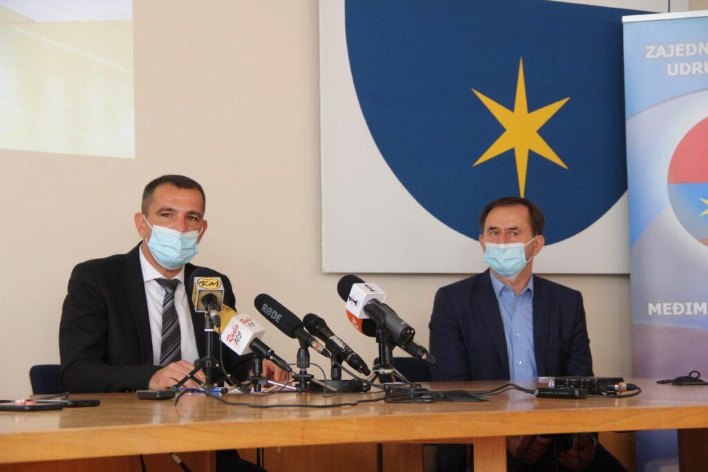 Međimurska županija proglašena je Europskom regijom sporta 2022. godine