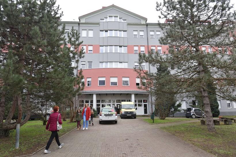 Kakva je situacija u Općoj bolnici Varaždin?