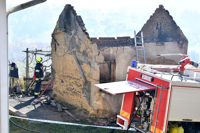 🎦 Utvrđen uzrok požara vikendice u kojoj je nađen pougljeni leš muškarca