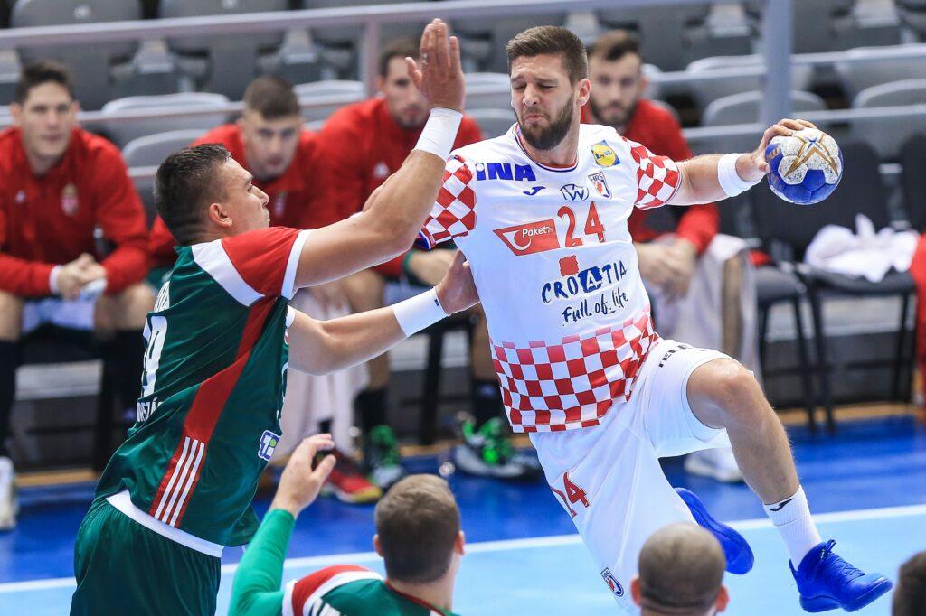 EHF KUP Pobjeda Hrvatske nad Mađarskom