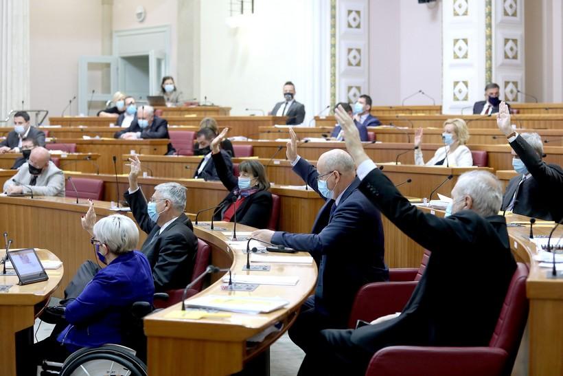 Sabor izmijenio Državni proračun: 'U sustavu Ministarstva zdravstva povećanje za 1,76 milijardi kn'