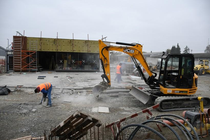 🎦 Napreduje izgradnja McDonald's restorana u Bjelovaru
