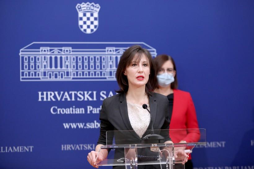 Oporba pozdravlja presudu HDZ-u, upozorava na sporost pravosuđa