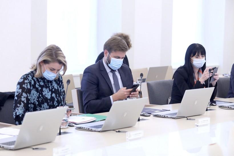 Još jedna ministrica u Plenkovićevoj Vladi zaražena koronavirusom