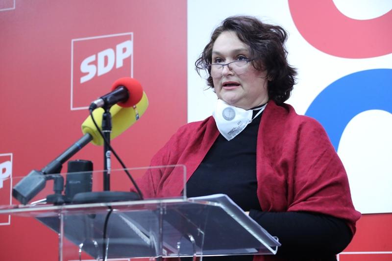 Renata Sabljar-Dračevac (SDP) upozorava: Hrvatska jedina u EU-u bez strategije za borbu protiv raka