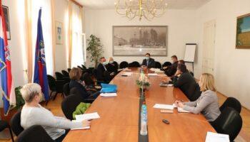 Održan sastanak s predstavnicima Državnog inspektorata i Službe civilne zaštite Koprivnica