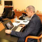 Župan Darko Koren sudjelovao na sastanku s predsjednikom Vlade i hrvatskim županima na temu uvođenja novih epidemioloških mjera