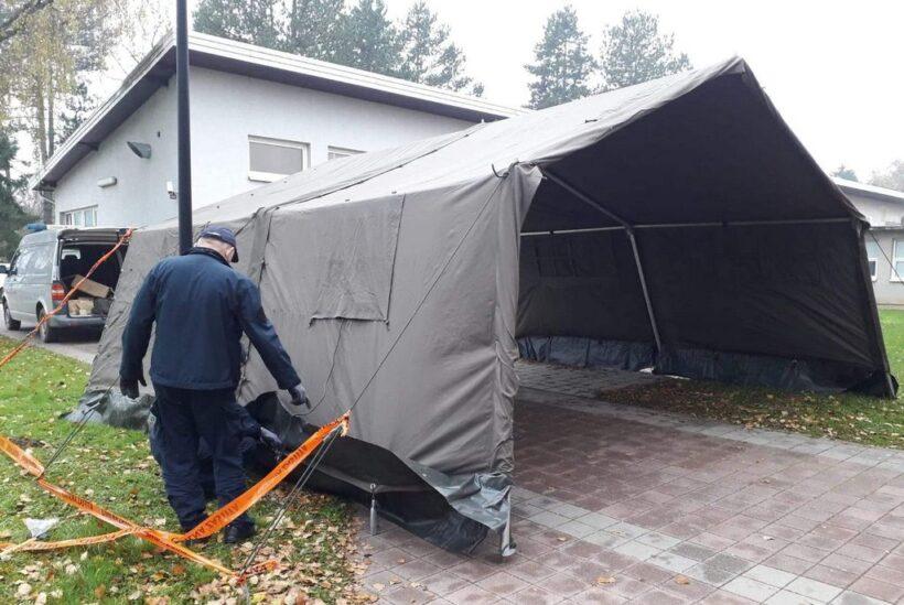 Trijažni šator Križevci (3)