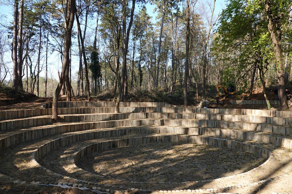 Đurđevac će dobiti amfiteatar, izgradnja je pri kraju