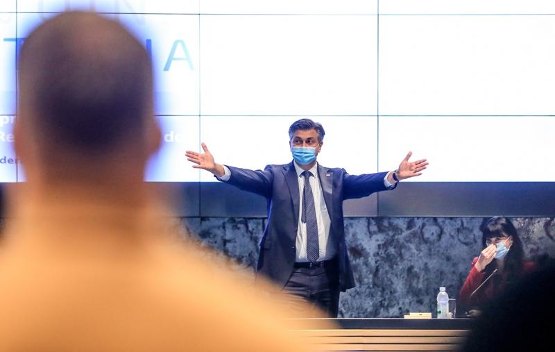 Plenković o Milanovićevom prijedlogu: Oporba Upravljačkom odboru može sugerirati