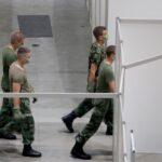 Hrvatska vojska angažirana u stacionaru u Areni Zagreb