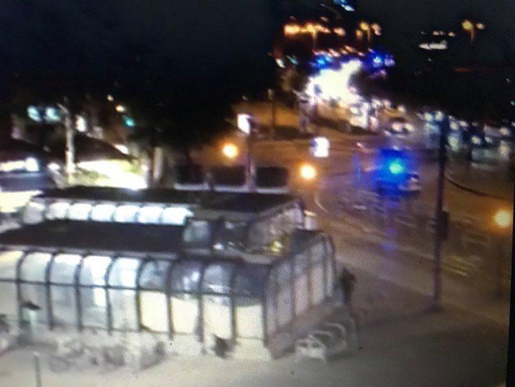 Uznemirujuća snimka napada u Beču!