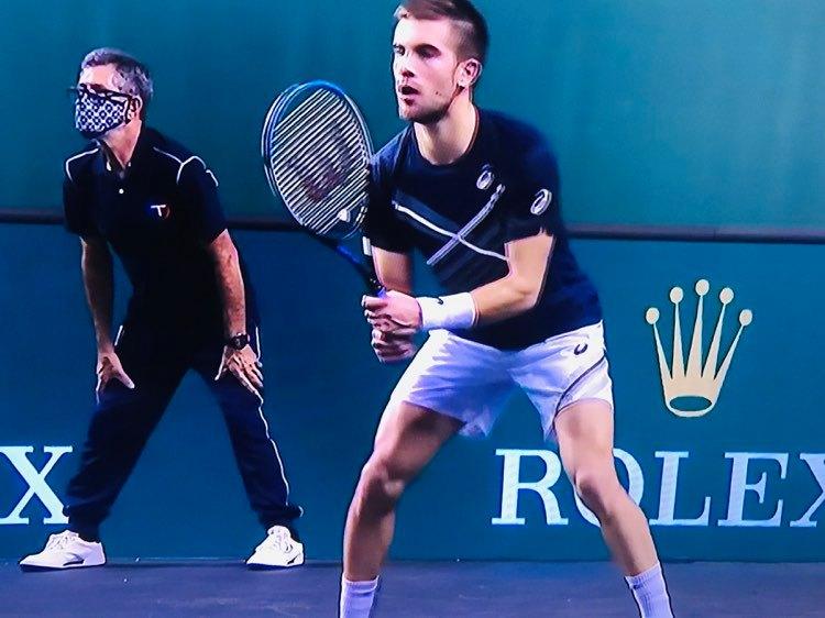 ATP Rotterdam: Ćorić u polufinalu