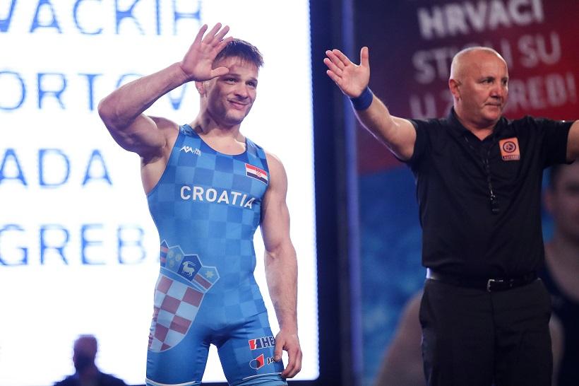 Dominik Etlinger osvojio zlato na Zagreb Openu