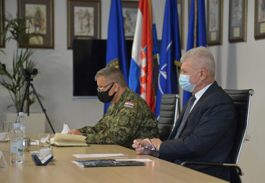 Provedena NATO vježba kibernetičke obrane Cyber Coalition 2020. Branko Hrg: Vježba je pokazala spremnost svih sudionika