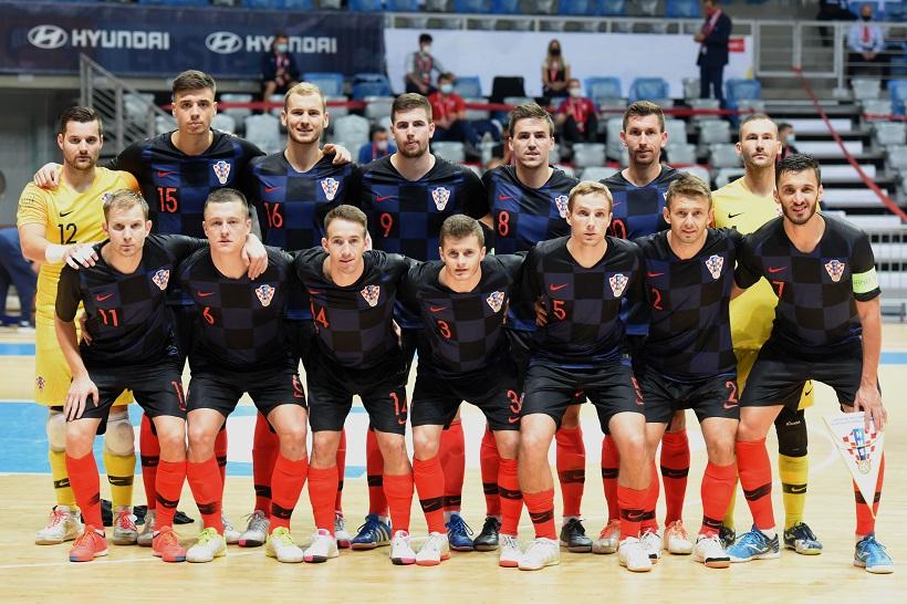 Futsal, doigravanje za SP: Hrvatska- Češka 2-2