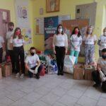 Učenici OŠ Koprivnički Ivanec prikupili 216 kilograma prehrambenih namirnica i 107 komada higijenskih potrepština