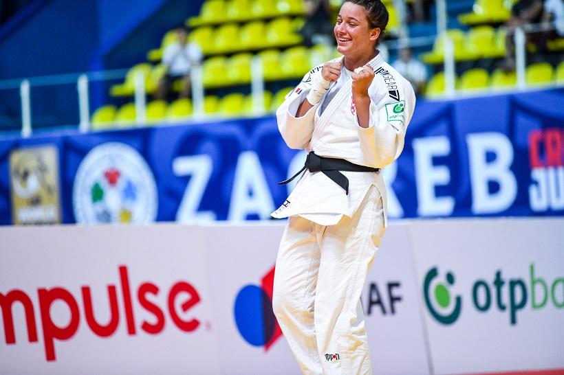 JUDO Europsko srebro za Karlu Prodan, Lara Cvjetko postala europska prvakinja