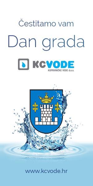 KC VODE: Čestitamo vam Dan grada
