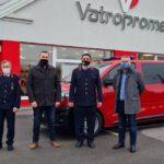 Općina Preseka kupila kombi vozilo svojim vatrogascima