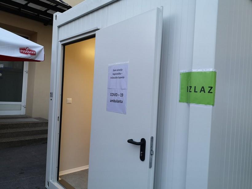 Dio medicinskih ustanova prepustilo svoje kontejnere za Banovinu