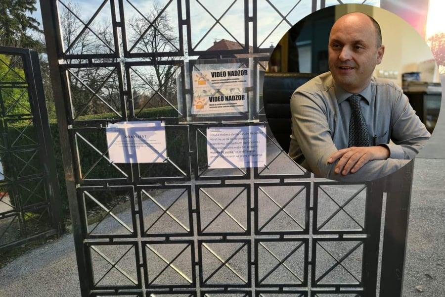 Gradonačelnik Košćec: 'Trganje plakata pod okriljem noći je kukavičluk'