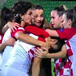 Druga pobjeda hrvatskih nogometašica nad Litvom