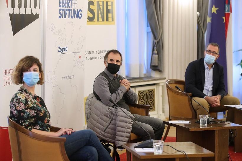 """Forum """"Zajedno bez mržnje"""" upozorava na radikalizaciju društva"""