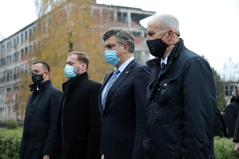 Plenković: Ustrajat ćemo na politici pomirbe, suživota i okrenutosti budućnosti