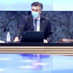 Plenković: Snažna politička volja za nastavak borbe protiv nasilja nad ženama
