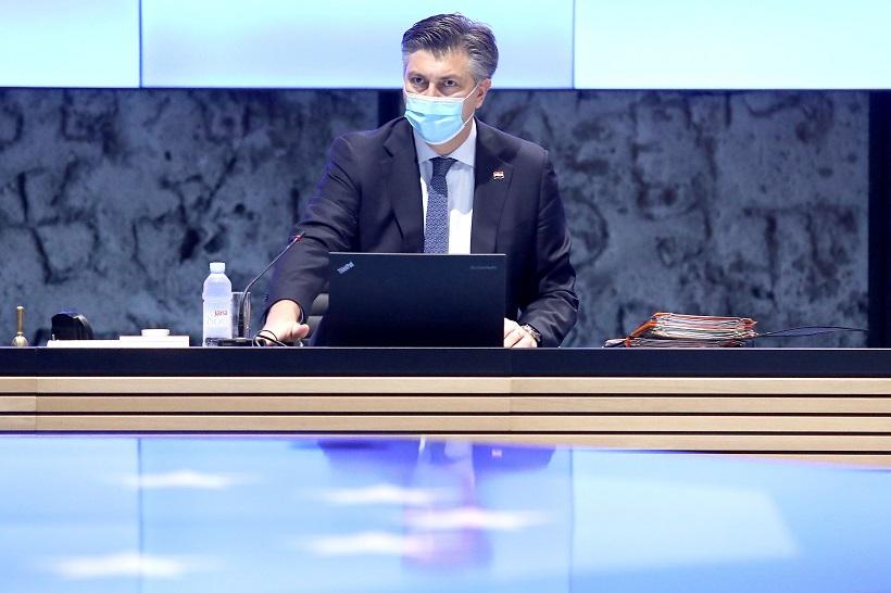 Plenković: Trebamo napraviti dodatne napore da se smanji širenje epidemije