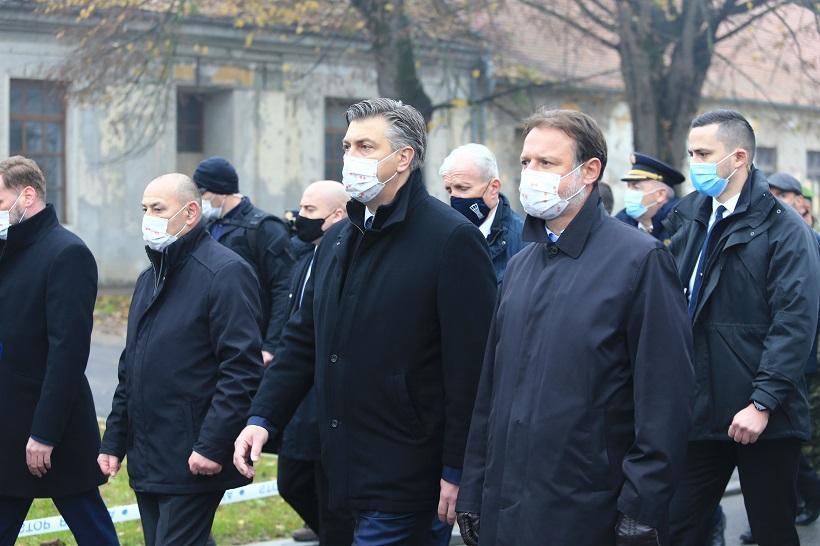 Plenković: Nastavit ćemo doprinositi razvoju Vukovara