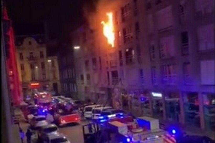 🎦 Buknuo požar na trećem katu: 'Vatrogasci su sve su izbacivali van'
