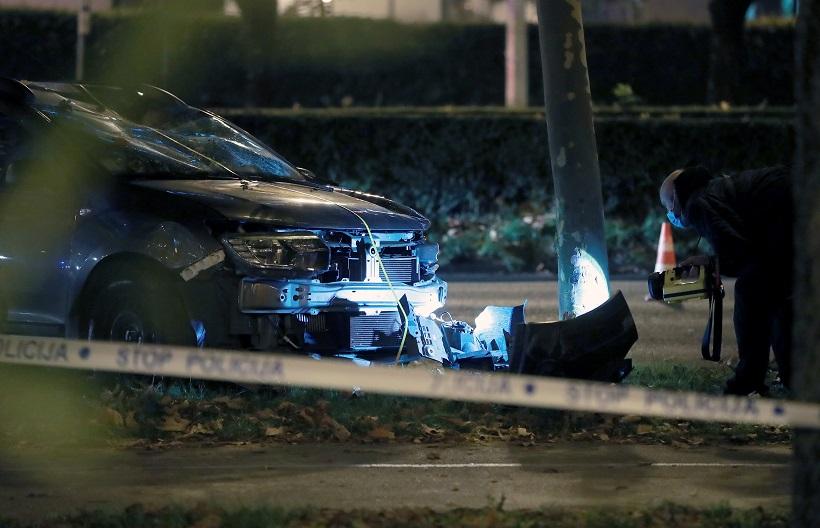 STRAŠNA TRAGEDIJA Automobil naletio na pješaka koji je smrtno stradao na mjestu nesreće