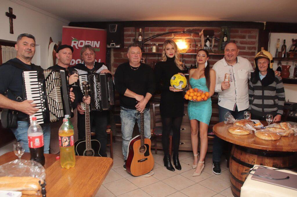 POČELO JE POČELO Kocka, Kristina Mandarina, počasni vatrogasac i OK Band u novoj zabavno – glazbenoj emisiji portala Prigorski.hr