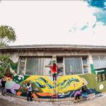 Projekt razvoja publike i radionica oslikavanja murala u Klubu kulture u Križevcima