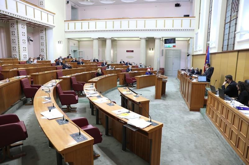 Sabor u četvrtak o izmjenama Zakona o Državnoj komisiji za kontrolu javne nabave