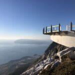 Nebeska šetnica na Biokovu zatvorena za posjetitelje