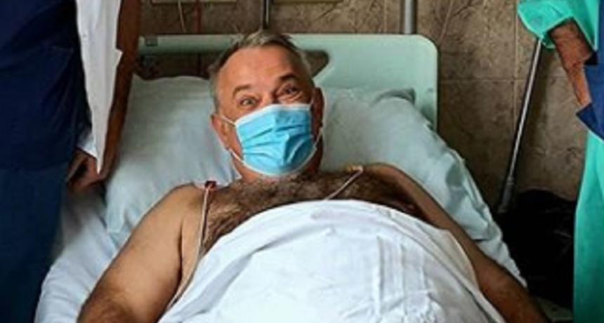 """Zoran Šprajc u bolnici: """"Sebe i svoje čuvajte više nego ikada"""""""