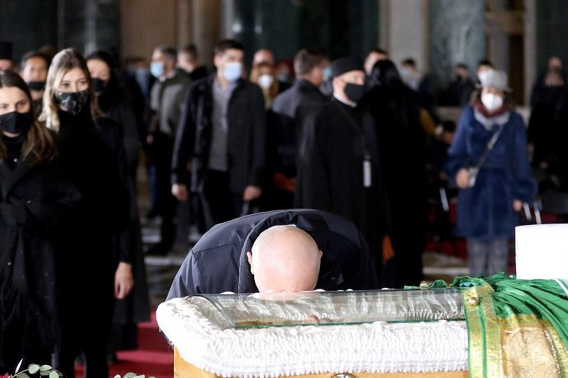 Pogreb patrijarha srpskog Irineja