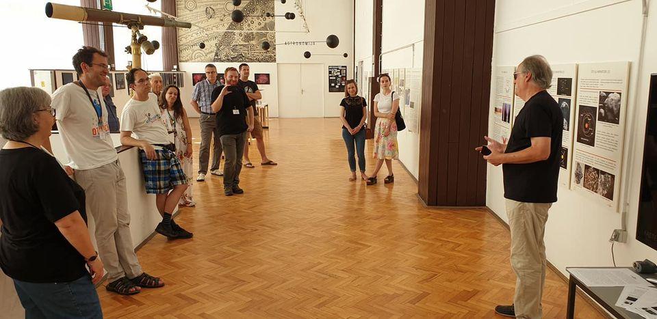 Izložba i predavanje o impaktima astronomskih objekata u petak u Križevcima