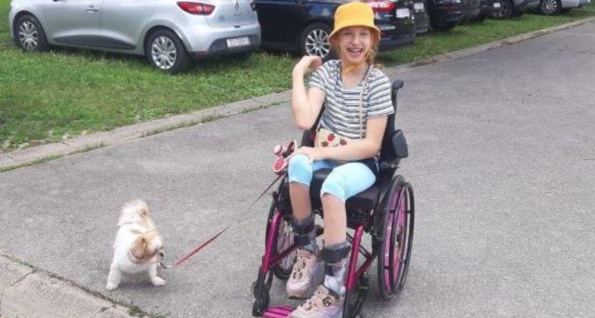 Pomozimo 13-godišnjoj Tonki; Ima rijetku bolest koja se zove moyamoya