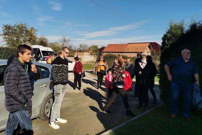 Članovi udruge Osmijeh posjetili stambenu zajednicu za mlade koji izlaze iz sustava socijalne skrbi