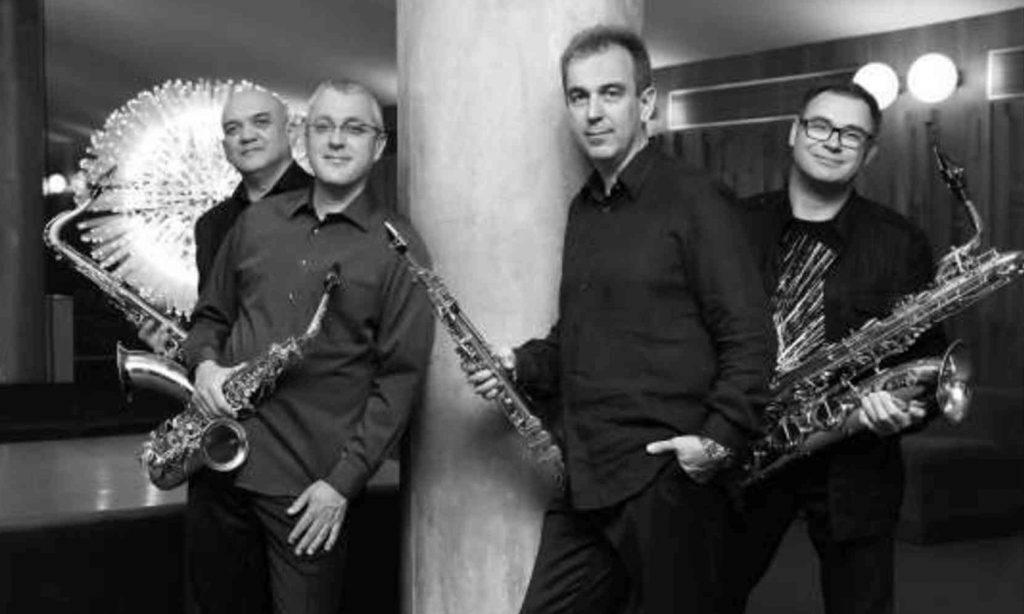 Besplatan koncert Zagrebačkog kvarteta saksofona u Čazmi