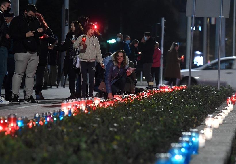 Zagrepčani odali počast žrtvama Vukovara i Škabrnje