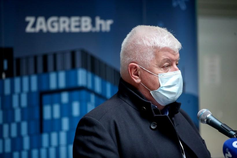 Šostar: 'U Zagrebu počelo cijepljenje, sudjeluje 400 cjepitelja'