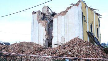 🖼️ Evo što je ostalo od crkve sv. Nikole i Vida