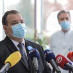 Beroš: 'Aktiviran sustav za prijavu na cijepljenje, dosad 8000 prijava'