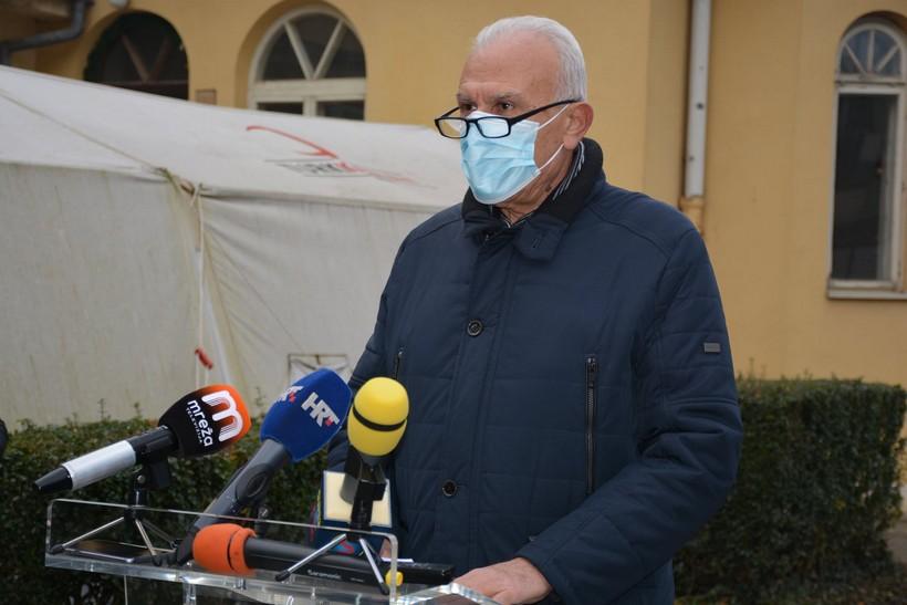 Liječnica bjelovarske bolnice primila cjepivo pa završila na Rebru: 'Imala je određenu reakciju, utvrđuje se razlog'