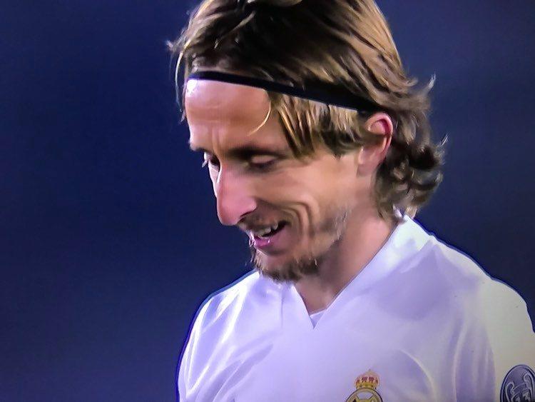Pobjeda Reala, Modriću 77 minuta
